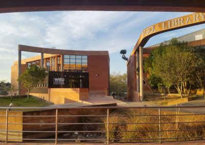 Walter Sisulu Sasol Library Extension