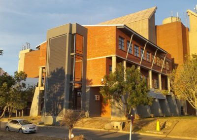 Walter Sisulu University Health Sciences Building
